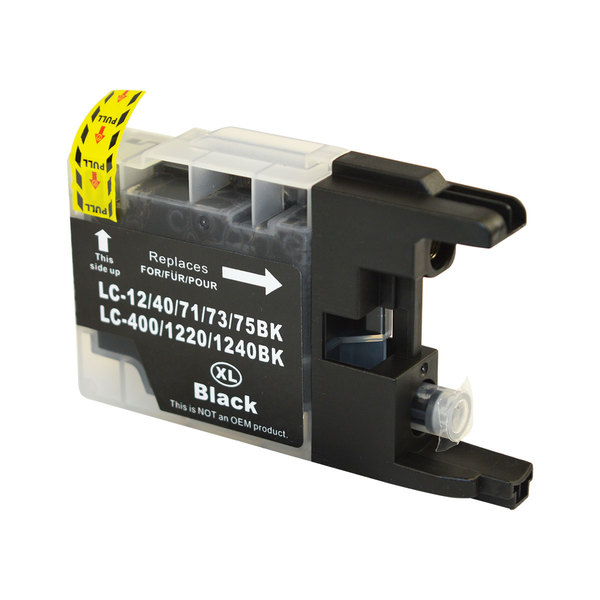 Brother LC 73 Black ink cartridge