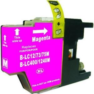 Brother LC 73 Magenta ink cartridge