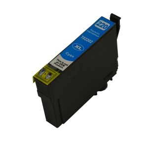 Epson 220 XL Cyan High yield ink cartridge