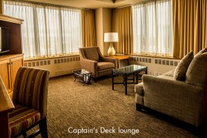 Captain's Deck Lounge