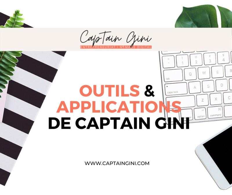 Outils captain gini une copy