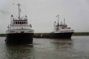 supply boats