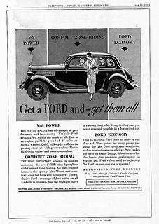 1935 Ford V-8 Fordor Sedan