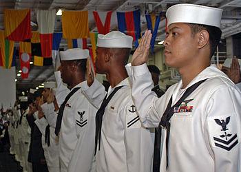 US Navy 060614-N-1045B-029 U.S. Navy Sailors t...