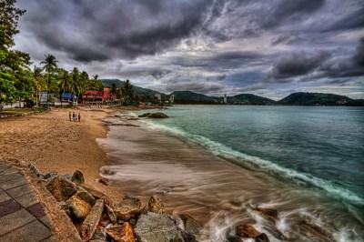 Patong Beach – Phuket, Thailand