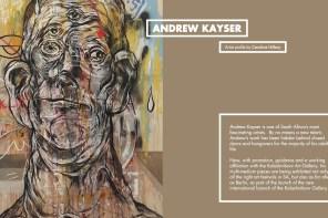 Artist Profile: Andrew Kayser
