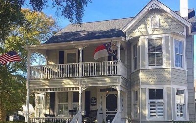 Bed and Breakfast in Southport NC