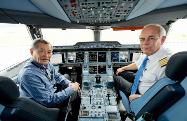 How do I become an Airline pilot in Singapore | Captain Ong