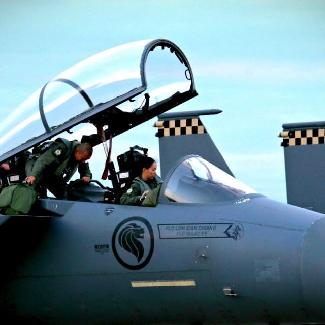 RSAF Fighter & Transport Pilots. Making the transition