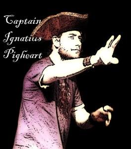 Ye beloved captain