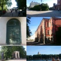 Things on Suomenlinna.