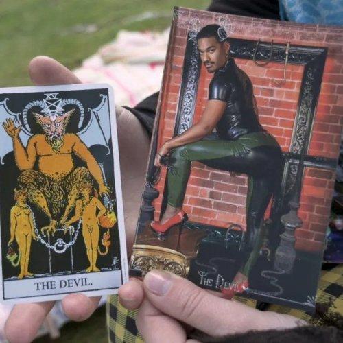 Queer Tarot Cards
