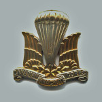 1CPB Officers badge
