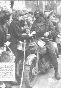 Seaforth liberation Holland 1945