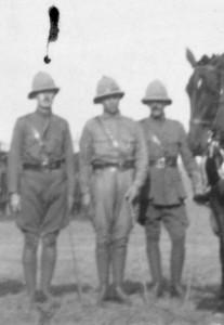 arle Walter HUME WWI (detail)