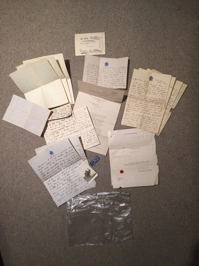 HUME Earle Walter papers