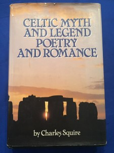 Book Celtic Myth and Legend poetry and Romance