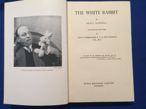 Book THE WHITE RABBIT