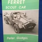 FERRET SCOUT CAR by Peter Gudgin