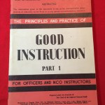 Good Instruction - Part 1