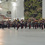 (363) Band of the 15th Field Regiment, Royal Canadian Artilkery.