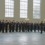 "(364) ""Chor Leone"", an excellent men's choir performing."