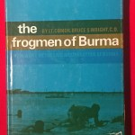 Frogmen of Burma cover