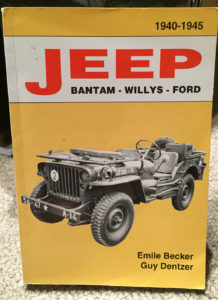 JEEP Becker and Dentzer - Cover