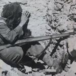 Sniper Cpl J Fortain R22R near Rimini Italy 31 kills