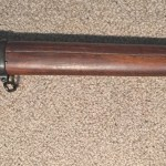 M1917 Winchester right side fore end.