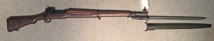 M1917 Winchester right side