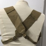 Commando 1944 Vickers K webbing - back