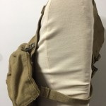 Commando 1944 Vickers K webbing - left side