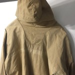 SMOCKS DRAB 1942 Tan colour. Anorak, windproof. As worn by ski troops and others in winter or mountainous areas.