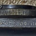 WWI German sniper scope OIGEE Berlin LUXOR 3x
