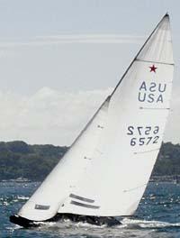 Capn Vic And His J30 Sails Naples And Newport Waves