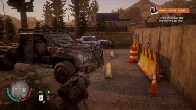 State of Decay II - Olympia Prime Mixer Stream
