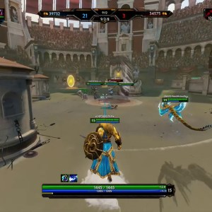 The writing was on the wall  - SMITE GAMEPLAY