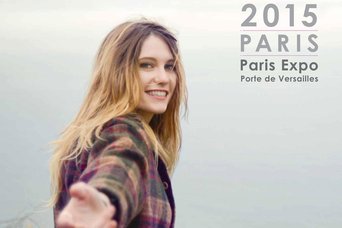 Affiche du Salon de la Photo 2015