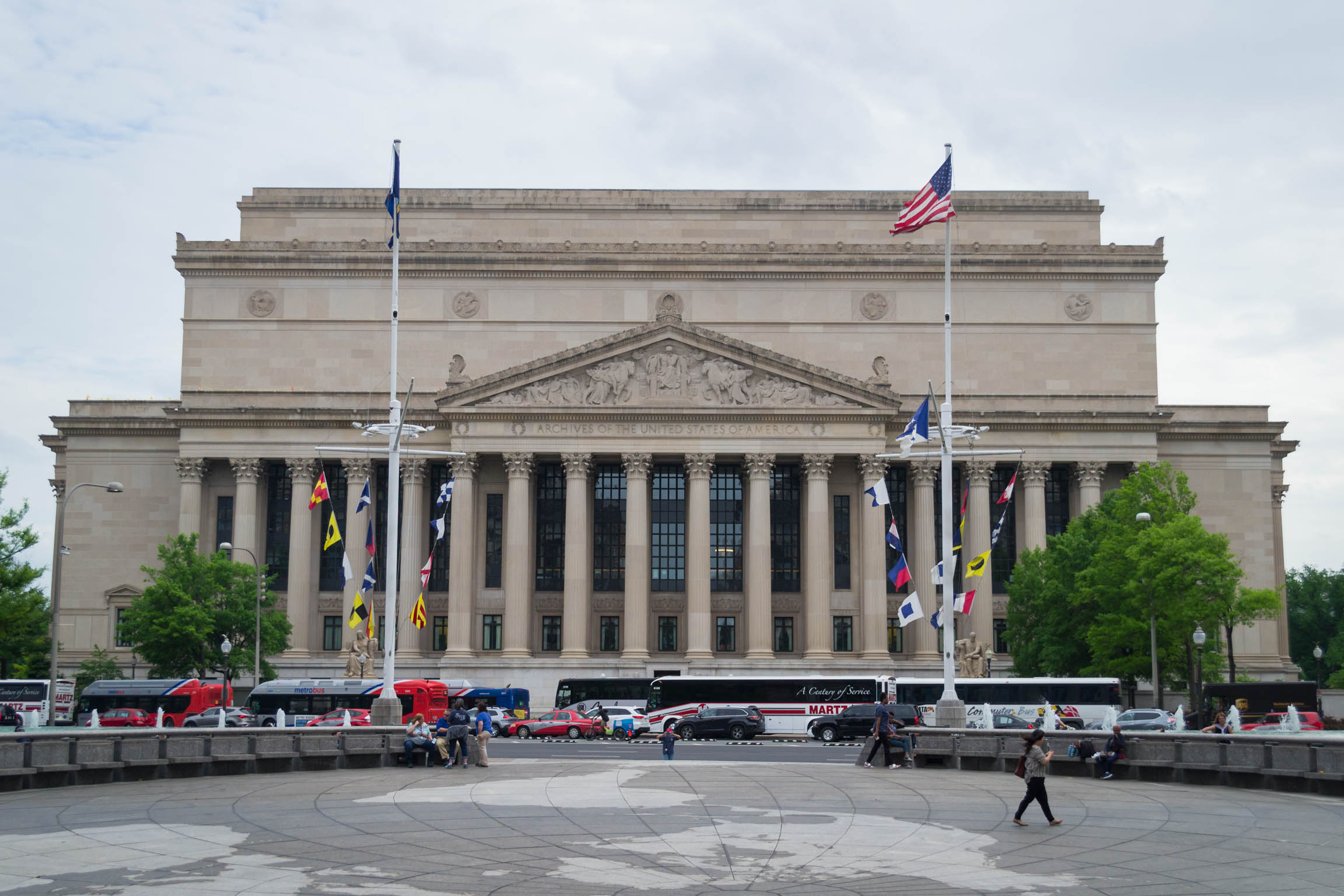 Le National Archives Museum