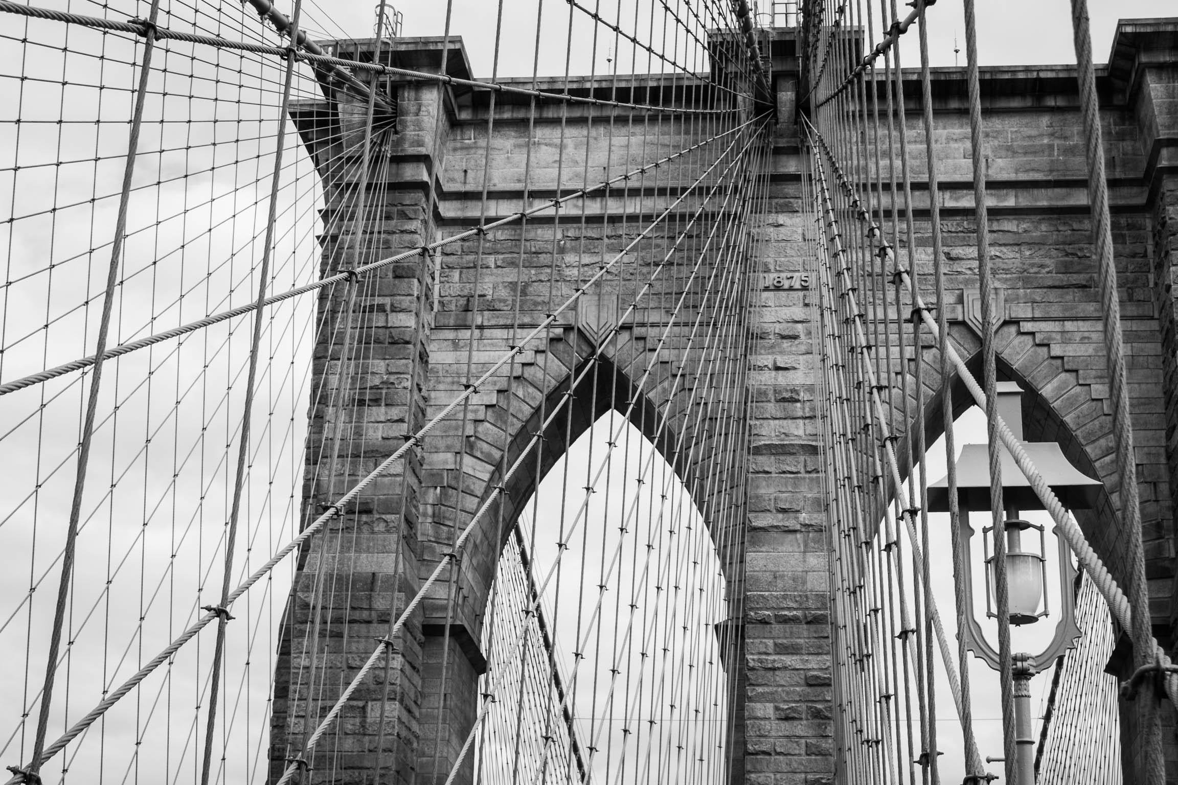 Un peu de graphisme offert par ce fabuleux pont