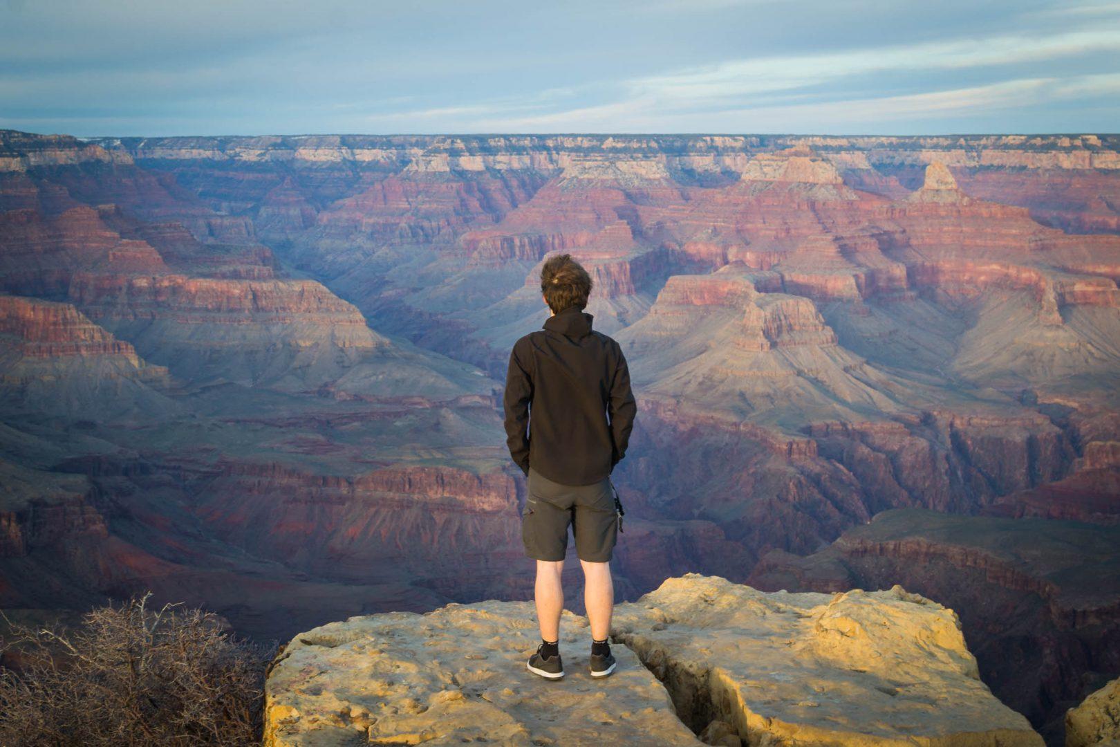 La découverte du Grand Canyon reste un moment inoubliable