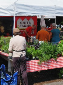 Green Market à Lincoln Park