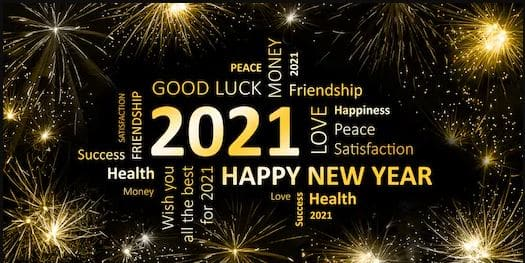 Happy New Year 2021] 500+ Happy New Year Captions for Instagram -  Captionscoach