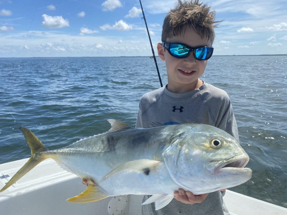 Jack Crevalle, Sanibel Island Fishing, Catch & Release, Captiva Island, Monday, June 22, 2020.