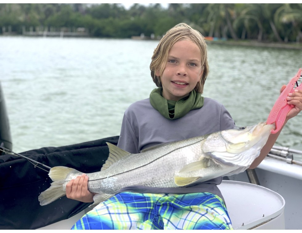 Snook, Sanibel Island Fishing, Catch & Release, Captiva Island, Sunday, November 1, 2020.