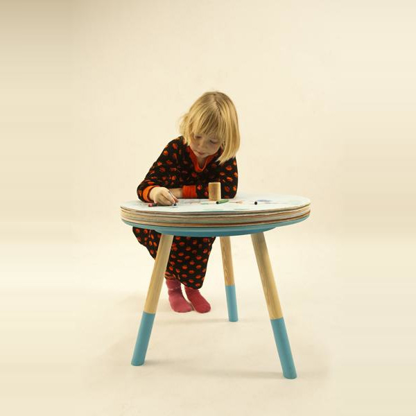 Kids Drawing Table Come And Draw Captivatist