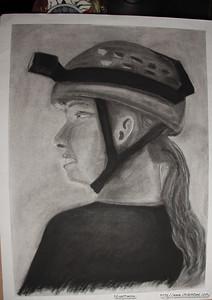 Portrait of a caver