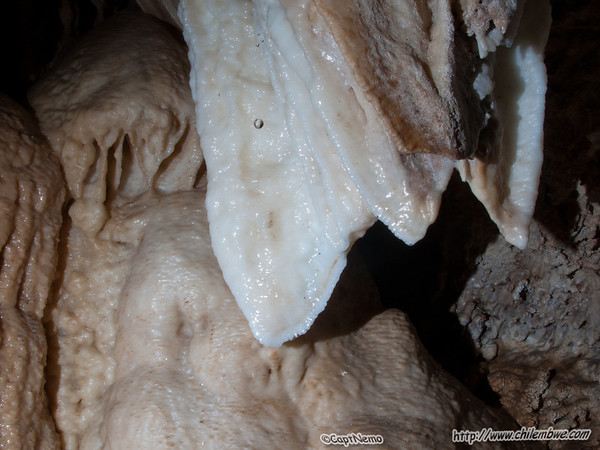 Dripping formations