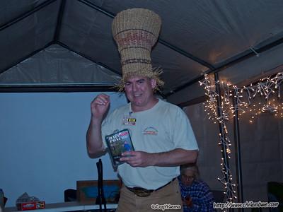Entertaining auctioneer